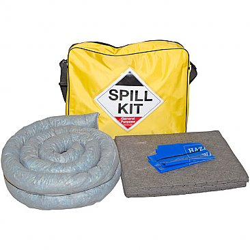 50 Litre Hi-Vis Spill Kit - General Purpose