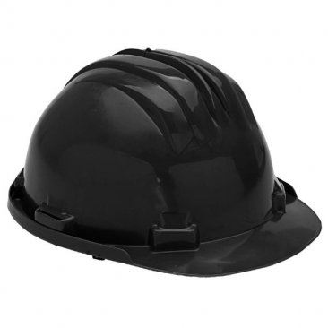 Black Safety Helmet