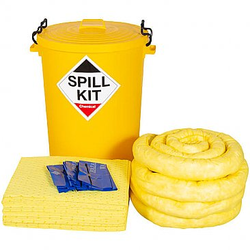 90 Litre Stationary Spill Kit - Chemical