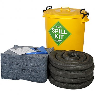 90 Litre Stationary Spill Kit - EVO
