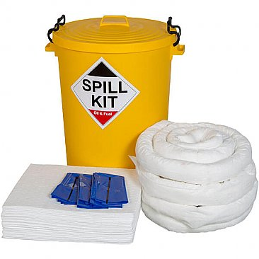 90 Litre Stationary Spill Kit - Oil & Fuel