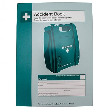 Accident book DPA compliant