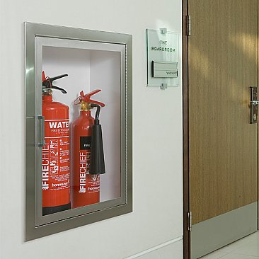 Architectural Fire Extinguisher Wall Cabinet