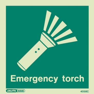 Emergency Torch 4058