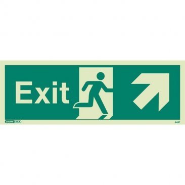 Exit Up Right 449