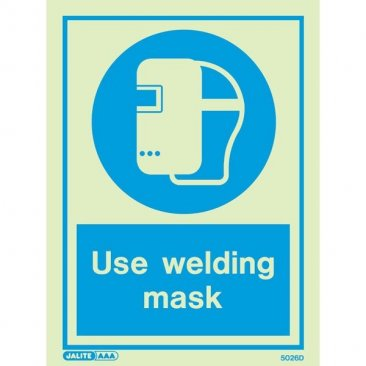 Use Welding Mask 5026