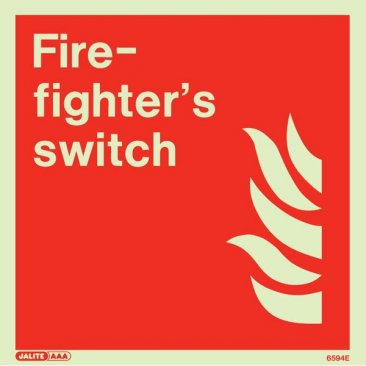 Fire Fighter Switch 6595