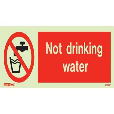 Not Drinking Water 8086