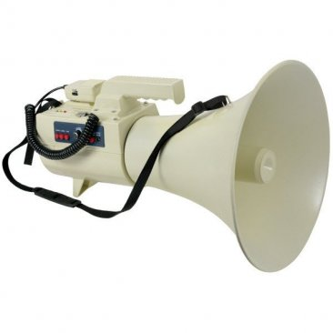 50w Megaphone with Audio Playback