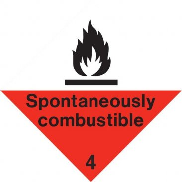 Diamond Spontaneously Combustible HAZ05