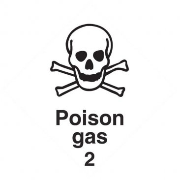 Diamond Poison Gas HAZ35