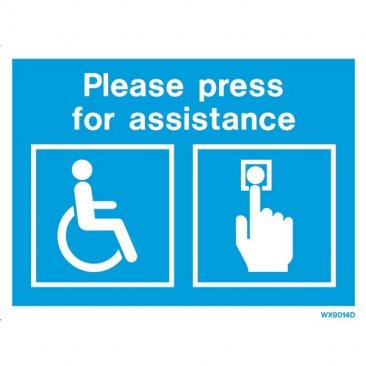 Disability Pressing For Assistance WX9014