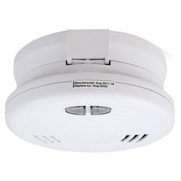 Kidde Slick Wireless Smoke Alarm