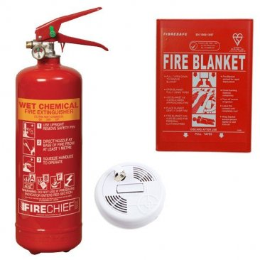 Kitchen Fire Bundle