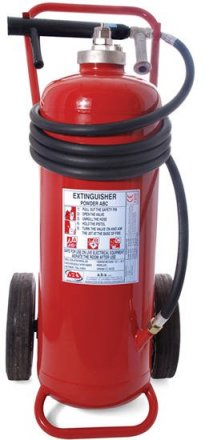 50kg powder fire extinguisher cartridge version