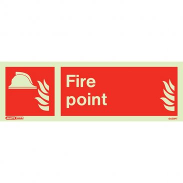 Fire Point Marker 6459