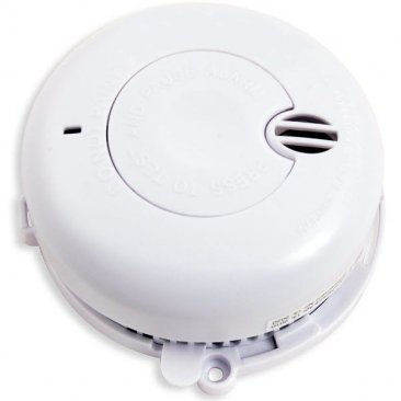 Interconnectable 10-year Sealed Optical Smoke Alarm
