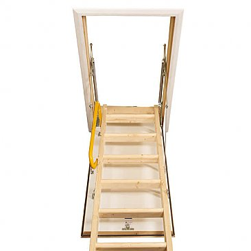 Fire-Rated Loft Ladder and Hatch