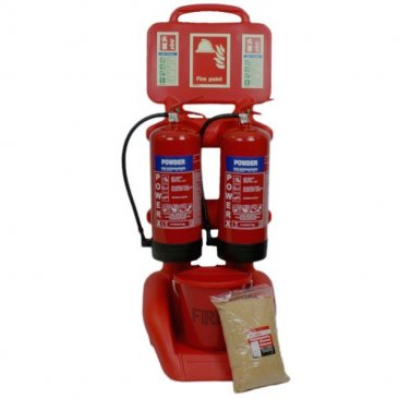Petrol Forecourt Fire Safety Bundle