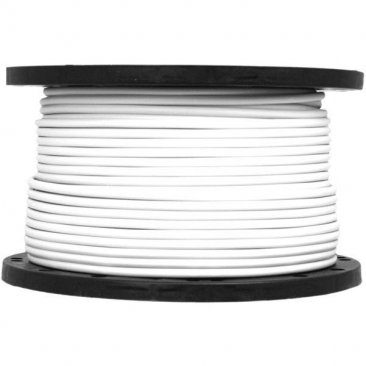 White Cable 2-Core 1.5mm x 100m
