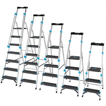 Premier Extra-Large Platform Step Ladder