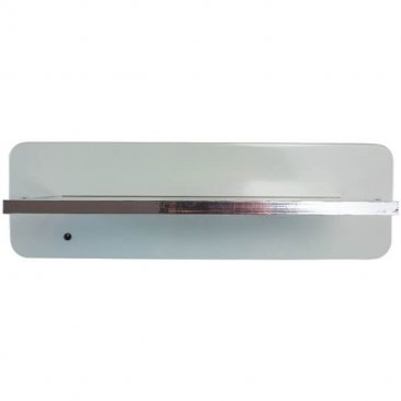Recessed LED Emergency Exit Sign