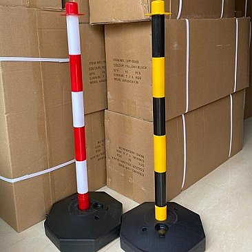 Post & Chain Barrier Kits