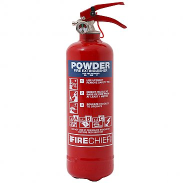 1kg Powder Extinguisher