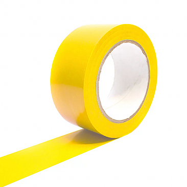 Floor Marking Tape - Yellow