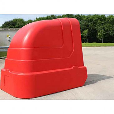 Wheeled Fire Extinguisher Shelter