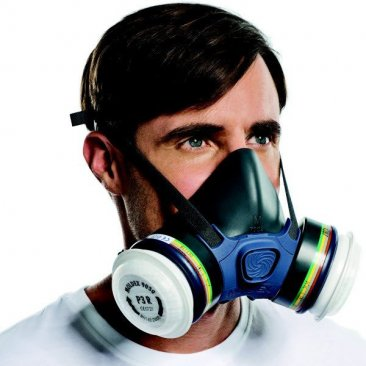 Moldex Series 7000 Half Mask with Filters