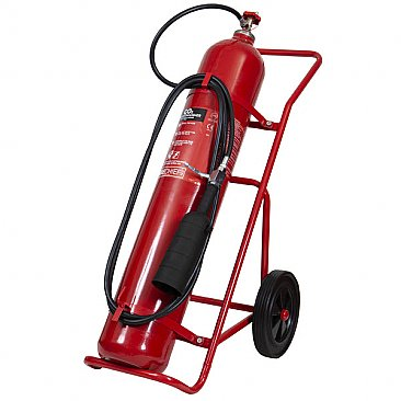 30kg CO2 fire extinguisher