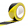 Floor Marking Tape - Yellow & Black