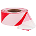 Roll of Red & White Barrier Tape