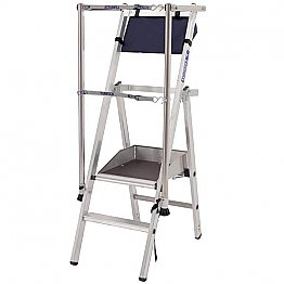 Podium Step Ladder