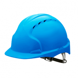 Blue Evo Safety Helmet