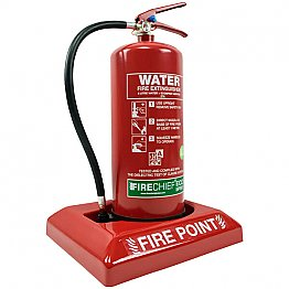 Fire Extinguisher Fire Point