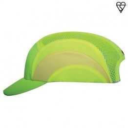 Hi Vis Yellow Bump Cap